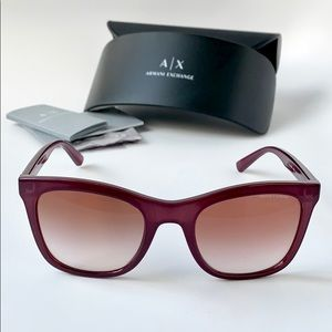 Armani Exchange Women Sunglasses AX4082S 827613